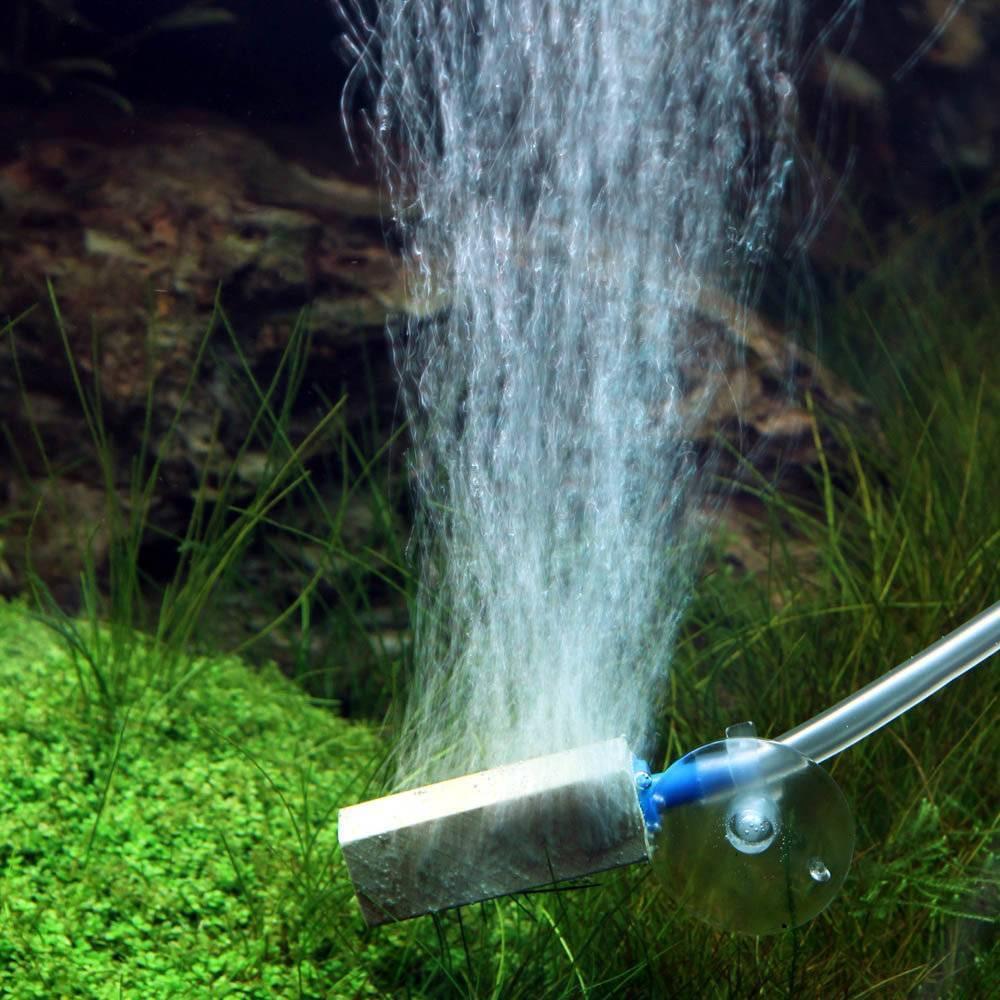Аэрация воды в аквариуме: зачем нужна, какой должна быть, можно ли отключать, как сделать своими руками