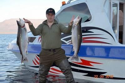 """Рыболовно-познавательный тур """"большая летняя рыбалка на озере лама"""""""