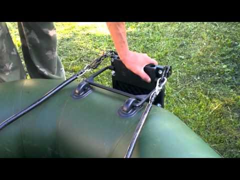 Навесной транец для лодки (надувной, пвх) своими руками, особенности самодельного изготовления