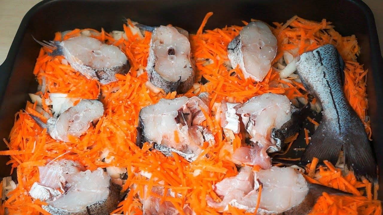 Рыба в мультиварке: рецепты с фото