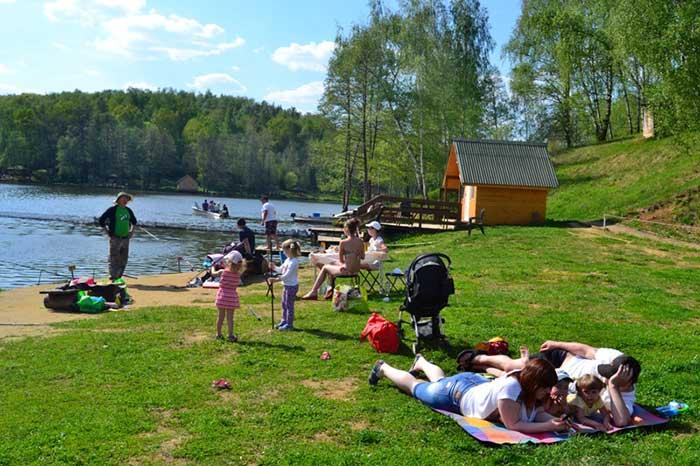 Парк рыбалки и отдыха лагуна - рыбалка, отзывы, официальный сайт
