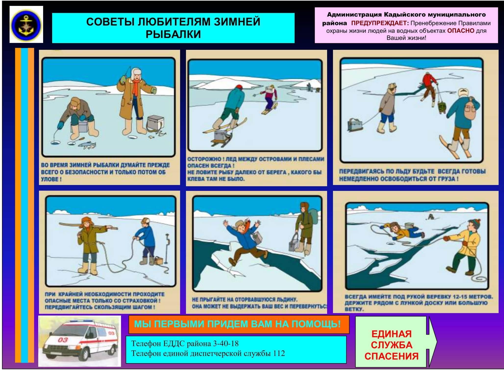Зимний подледный лов для начинающих: cоветы начинающему зимнику