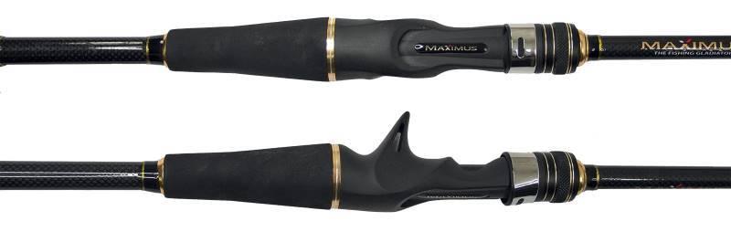 Спиннинг maximus marauder 662l. первые впечатления.