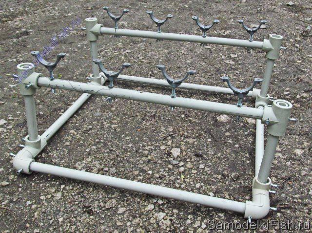 Изготовление ширмы из пластиковых труб