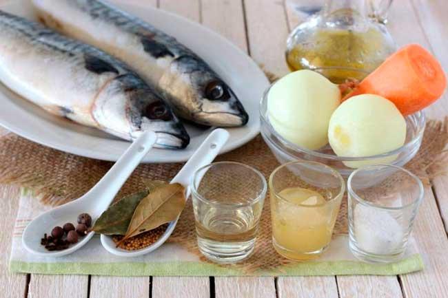 Скумбрия соленая (105 рецептов с фото) - рецепты с фотографиями на поварёнок.ру