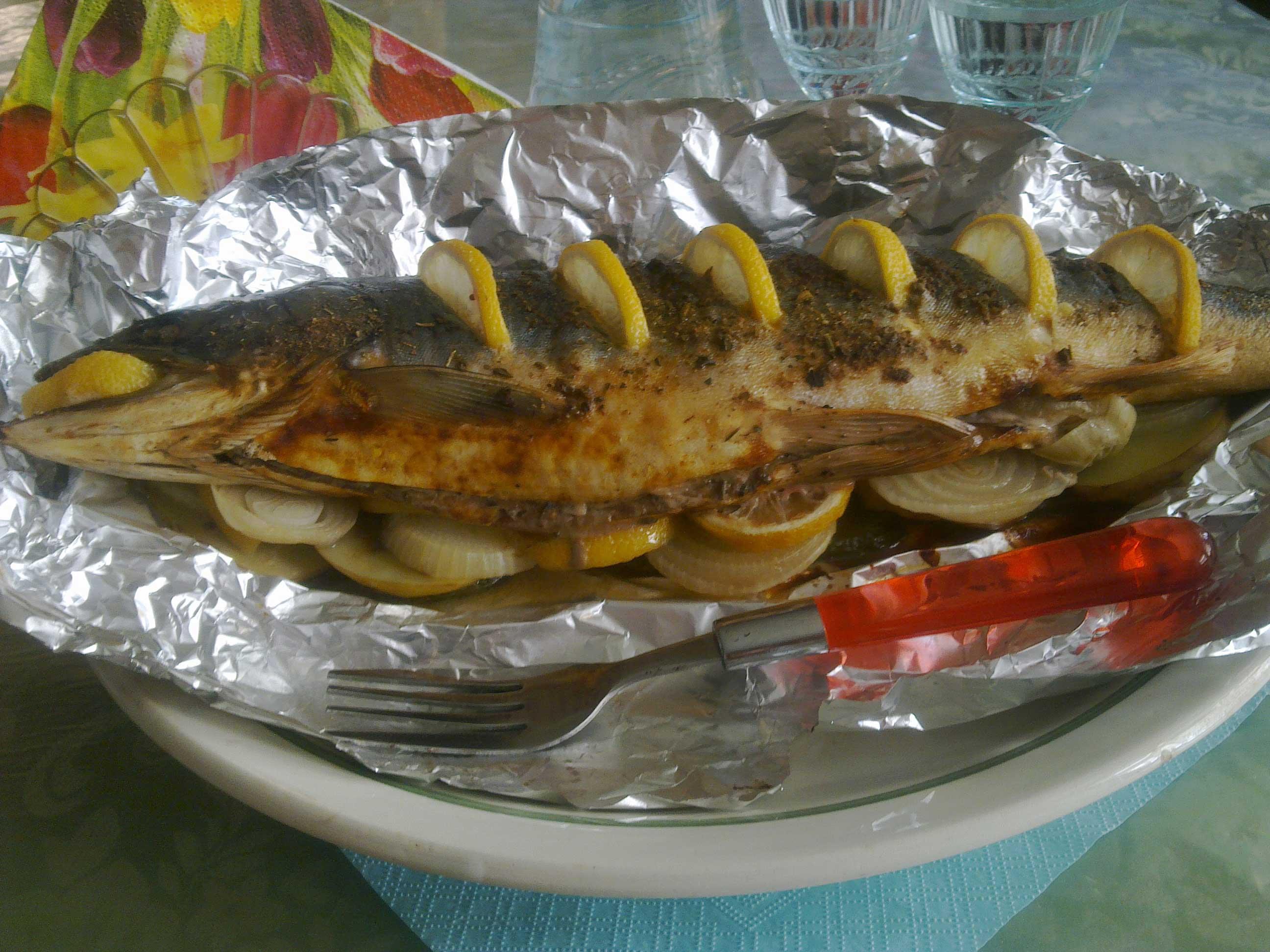 Рецепт приготовления рыбы голец — запекаем в духовке