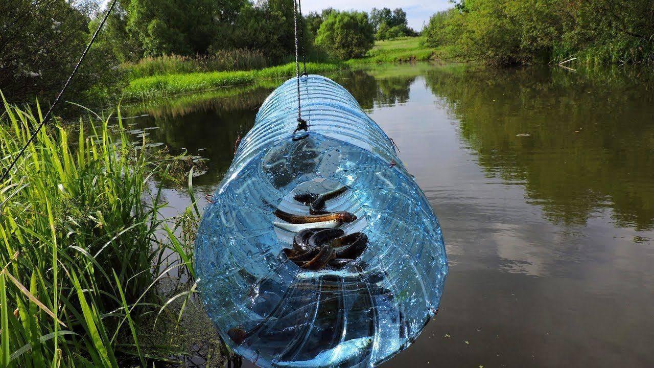 Виды ловушек для рыбы. виды ловушек для рыбы: как сделать самодельную приманку. видео урок изготовления ловушки