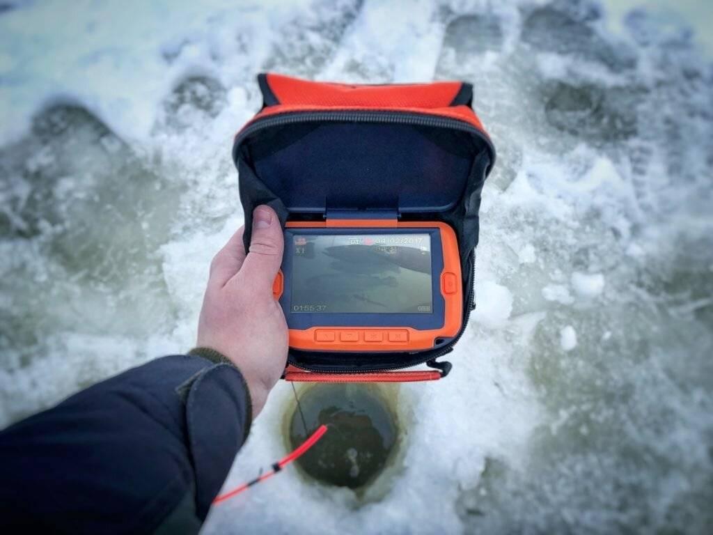 7 лучших эхолотов для зимней рыбалки