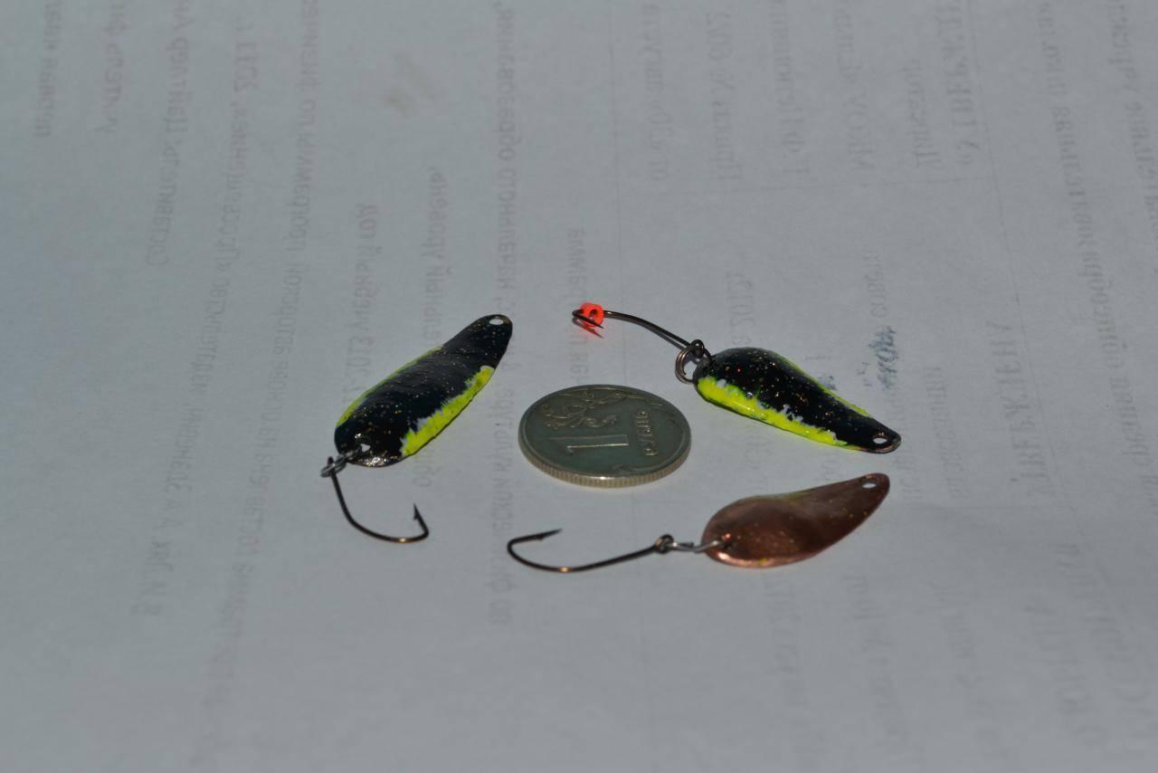 Микроколебалки для ловли ультралайт спиннингом