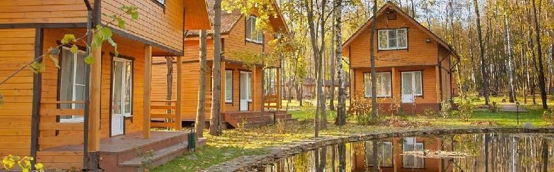 Самые необычные отели подмосковья и ближайших областей: в лесу, для двоих, для отдыха с детьми