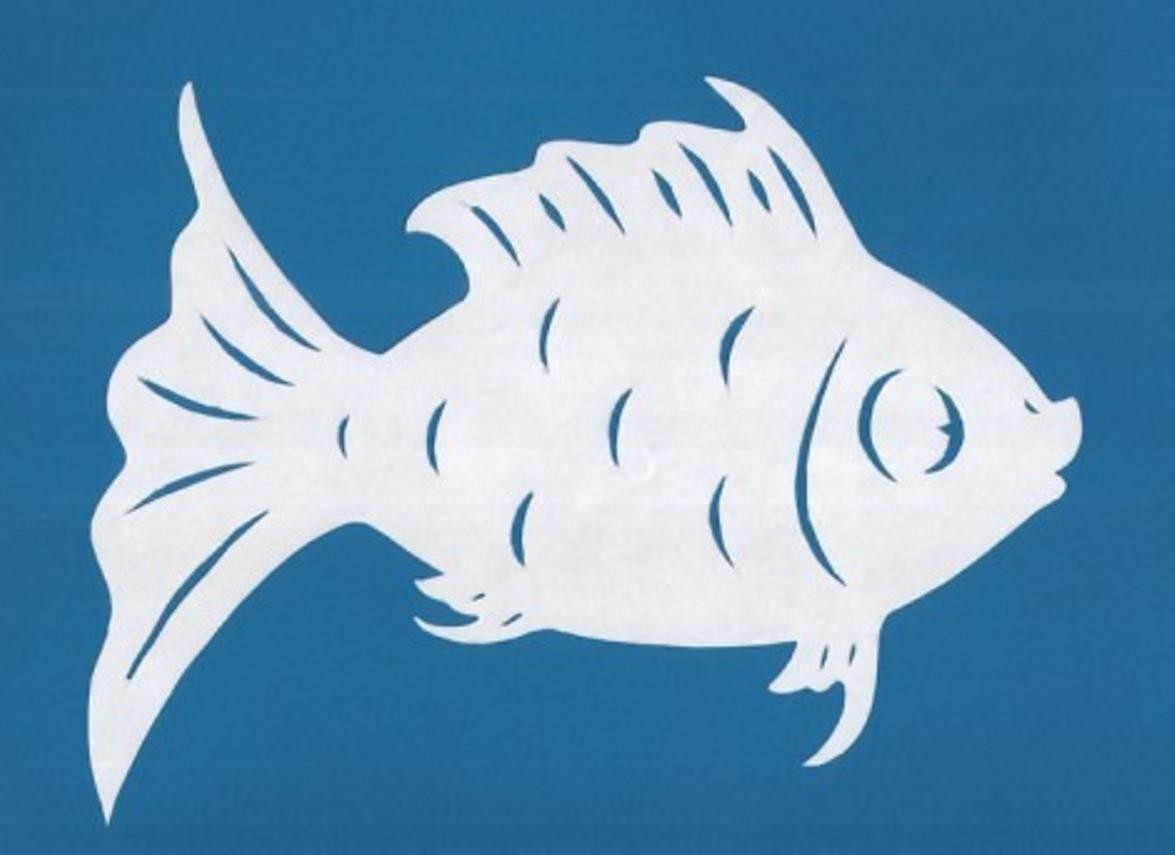 Поделка рыбка: мастер-класс изготовления красивой поделки быстро и просто (75 фото)