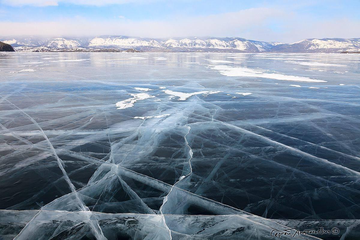 Стоп, опасно! чем заканчиваются прогулки по льду байкала