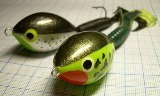 Хорватское яйцо на щуку: как правильно ловить и сделать самостоятельно, варианты проводок