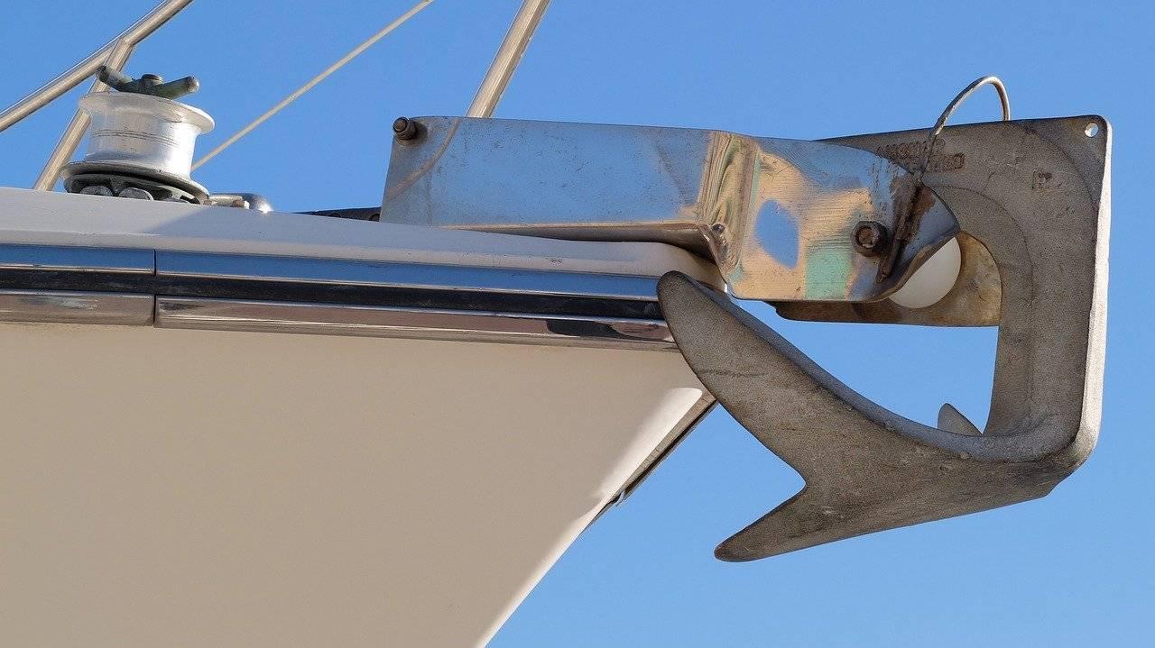 Какой якорь нужен для лодки пвх?