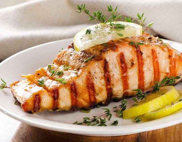 Лосось на гриле / блюда из лосося / tvcook: пошаговые рецепты с фото