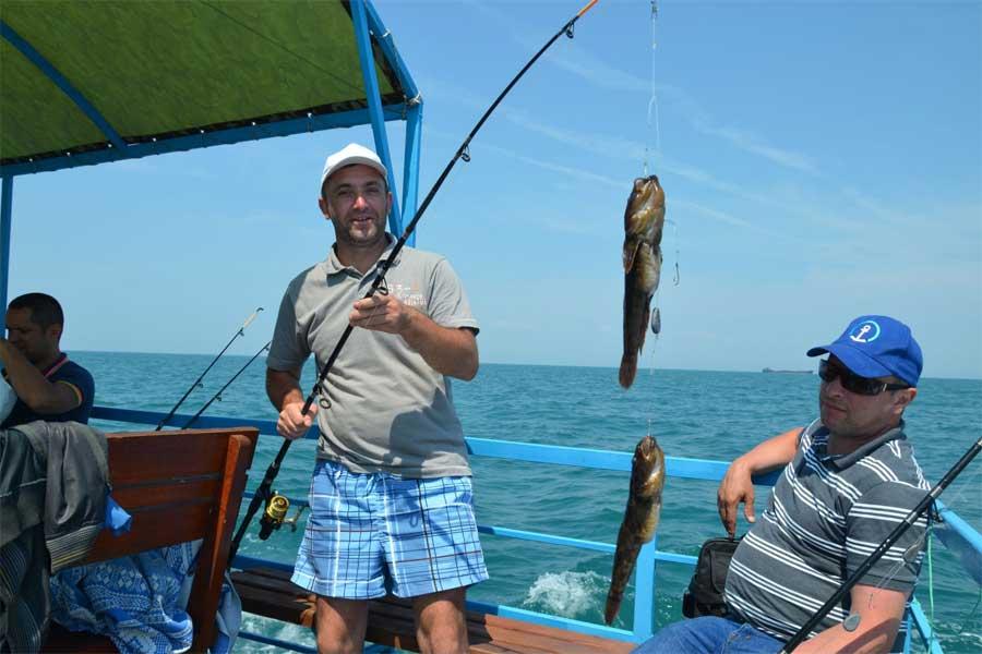 Сочи - календарь рыболова. рыбалка в сочи, график клёва рыбы.