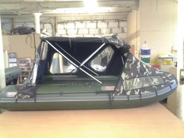 Пошаговая инструкция изготовления тентов на лодку своими руками