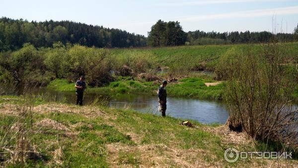 Угра — река в калужской области