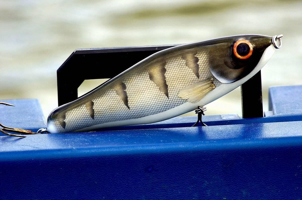 Джерковая ловля – рыбалке.нет