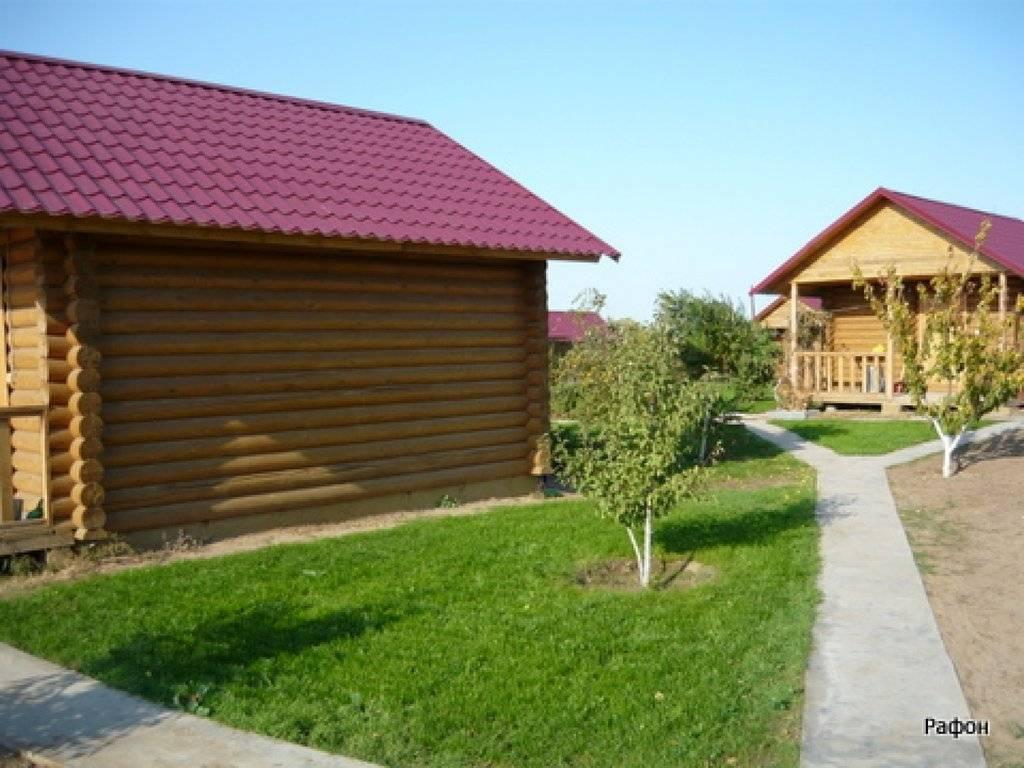 База отдыха «ревин хутор» камызякский район, в астраханской области - цены 2020, фото, отзывы