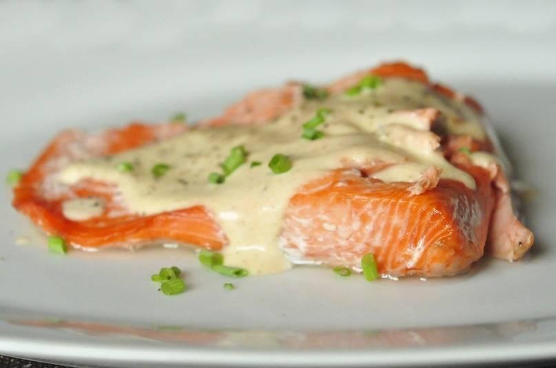 Сливочный соус для рыбы – 7 рецептов приготовления