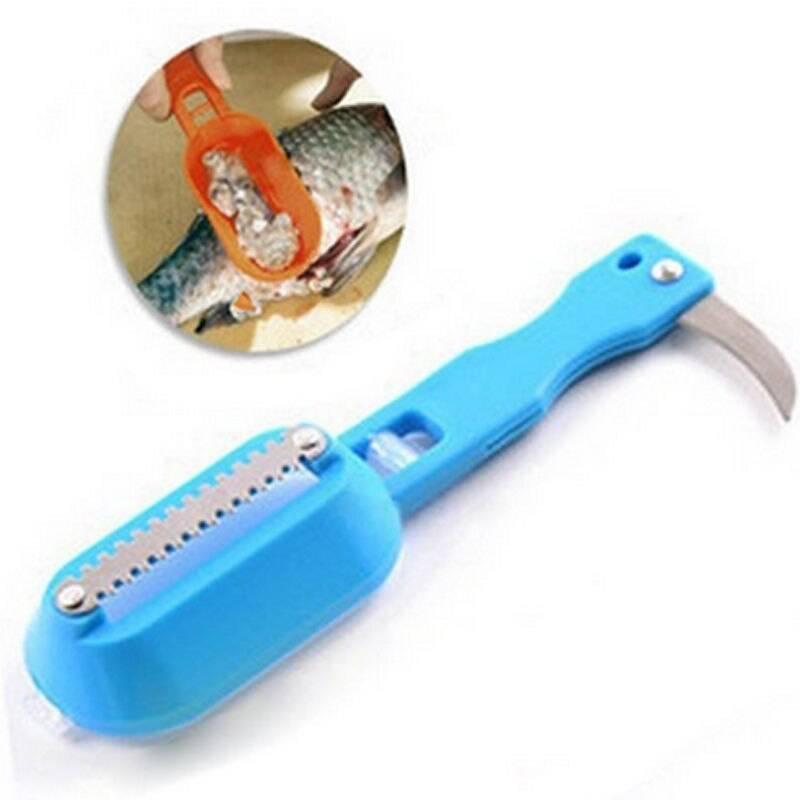 Ножи для чистки рыбы: основные приспособления для эффективной очистки: советы +видео
