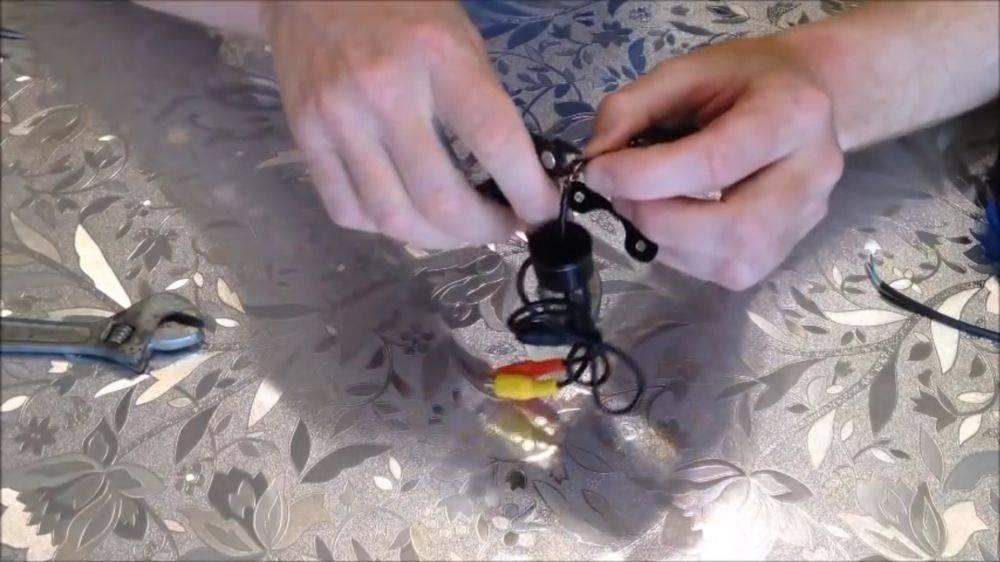 Как изготовить подводную камеру для зимней рыбалки своими руками