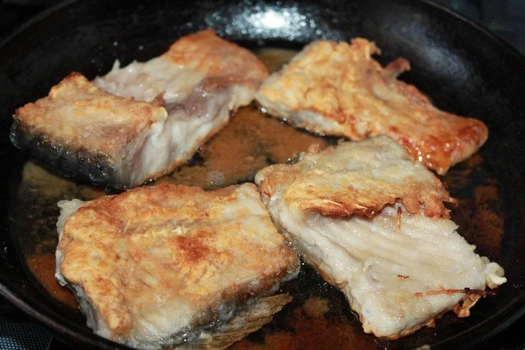 Как пожарить речную рыбу на сковороде: сколько времени и как правильно жарить