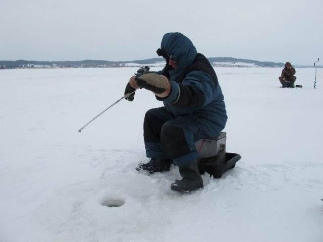 Зимняя рыбалка в пермском крае на окуня, леща, судака, плотву, рыболовные базы, советы