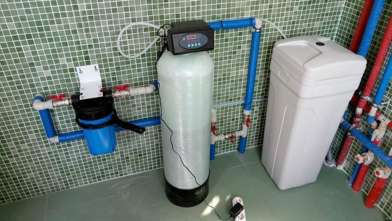 Как убрать или уменьшить жесткость воды из скважины
