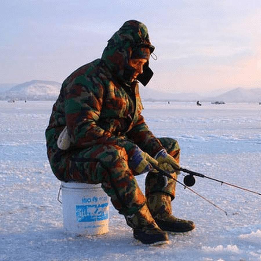 Рыбалка на спиннинг зимой