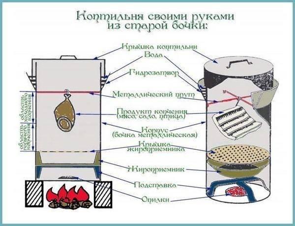 Судак горячего и холодного копчения в домашних условиях