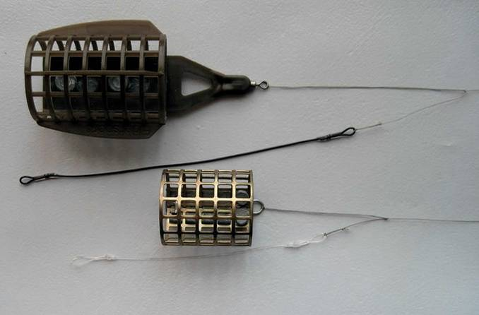 Монтаж фидер с резинкой - ловля на фидер - фидерист