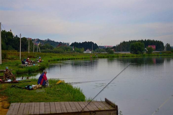 Рыбалка стрелецкий ручей - рыболов