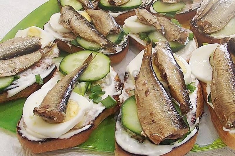 Приготовление шпрот в домашних условиях: как быстро сделать вкусную рыбу