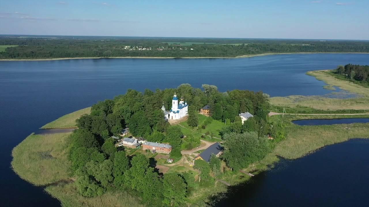 Места силы. семьдесят шестое – череменецкое озеро