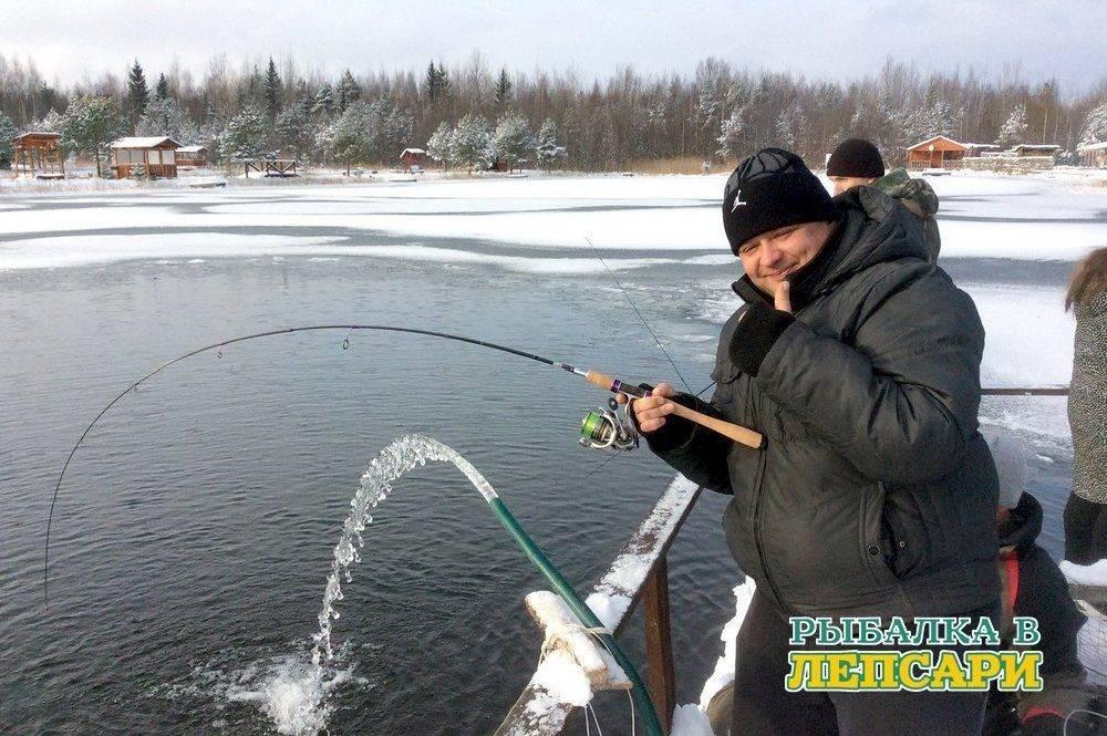 Рыбалка в стрелецком ручей в михайловской слободе