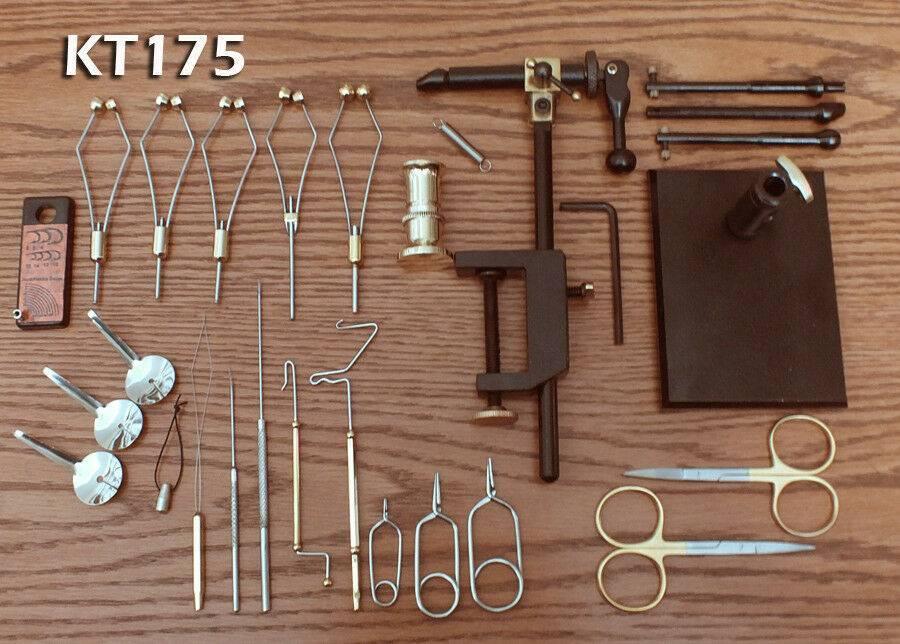 Вязание нахлыстовых мушек, обзор приспособлений и материалов