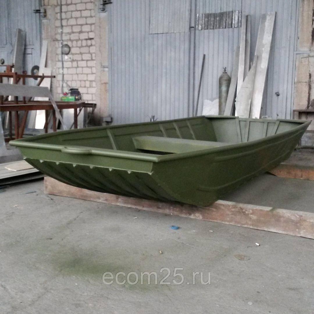 Какую алюминиевую лодку для рыбалки выбрать?
