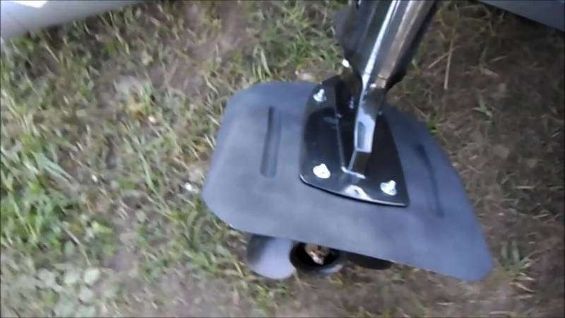 Гидрокрыло на лодочный мотор 5 л с — viberilodku