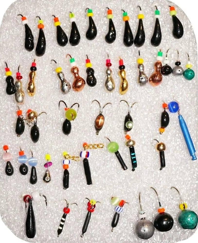 Безнасадочные мормышки | виды, способы и особенности ловли разных видов рыб (115 фото)