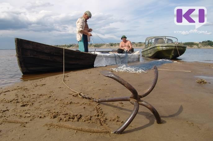 На реке вымь запретят спортивную и любительскую рыбалку на четыре года « бнк