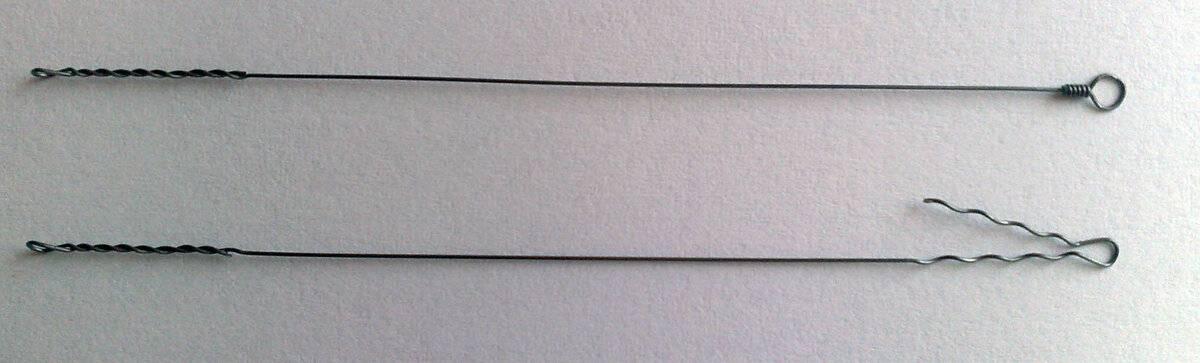 Поводок на щуку - материал, условия применения и мои предпочтения