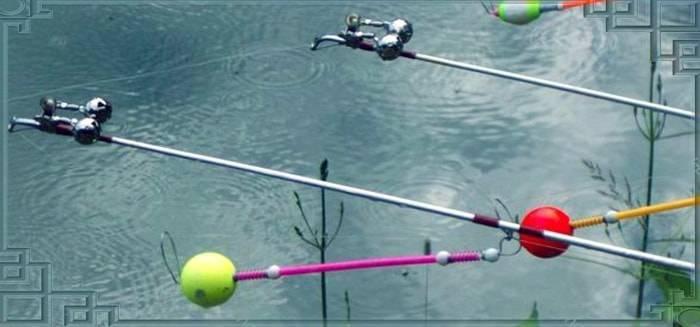 Отличия закидушки от фидера - рыбалка