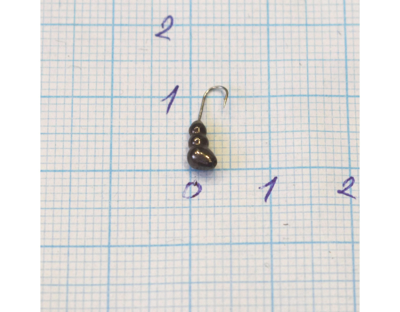 Мормышка муравей из свинца своими руками - рыба
