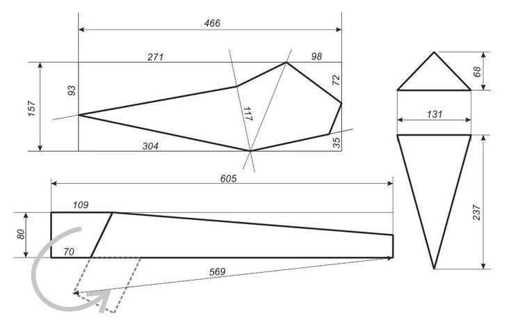 Как сделать якорь для лодки пвх своими руками – виды, чертежи, схемы и советы от рыбаков