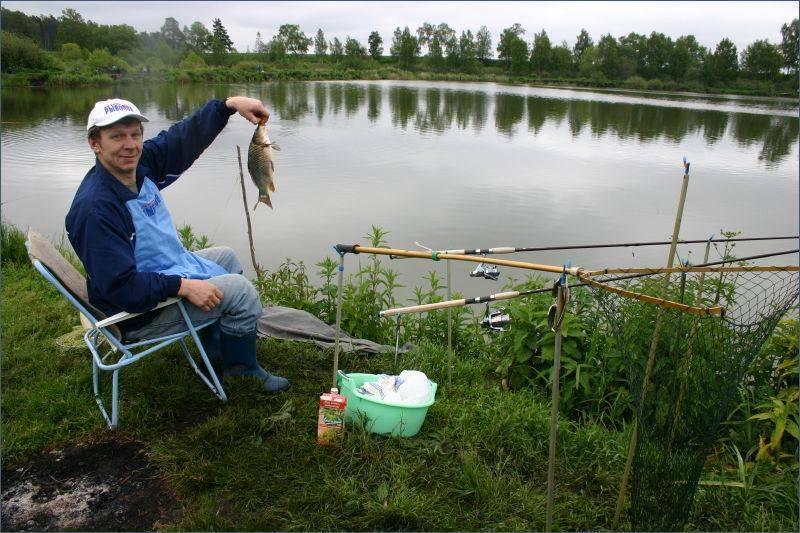Рыбалка в татарстане — казань и татарстан