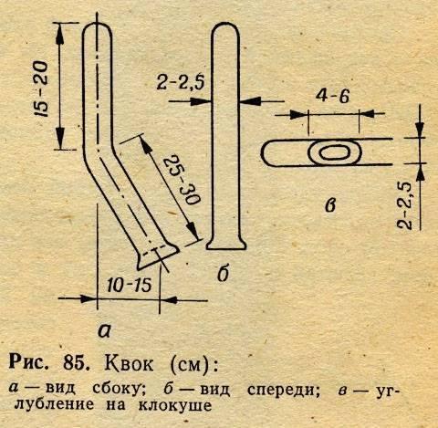 Пошаговое руководство по изготовлению квока на сома