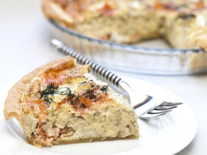 Рыба в сырном суфле – кулинарный рецепт