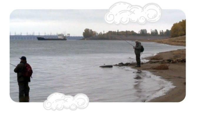 Рыбалка в дельте волги, на раскатах каспия